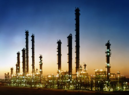 Sasol's synthetic fuel factory is today the largest in the world